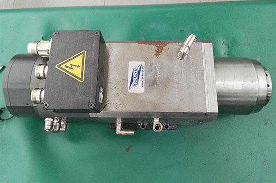 铣削电主轴维修